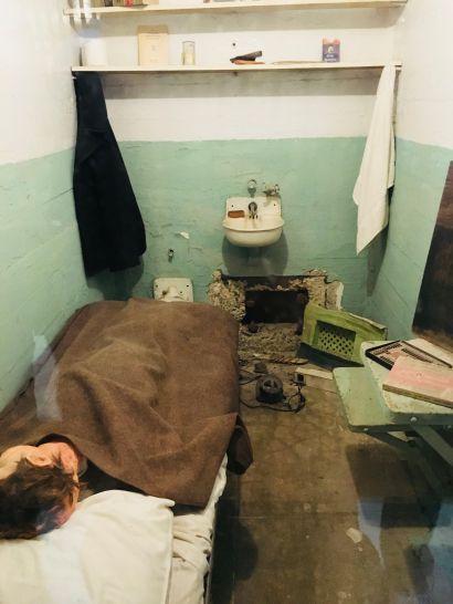 Celda Alcatraz